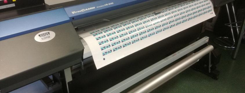 Laiformaatprinter