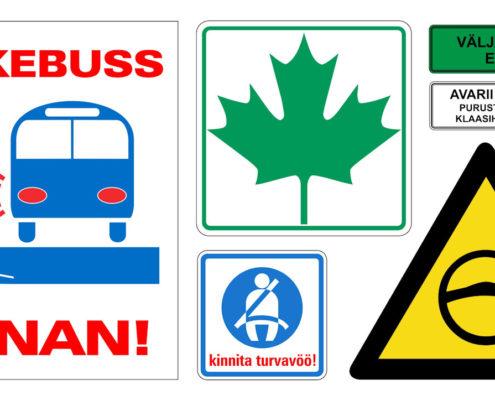 Liikluskleebised