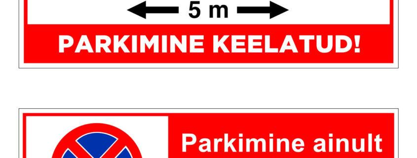 Parkimisinfo 2
