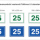 Tallinna LV numbristandard